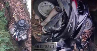 Arunachal: Youth dies in road accident on Itanagar-Hollongi road