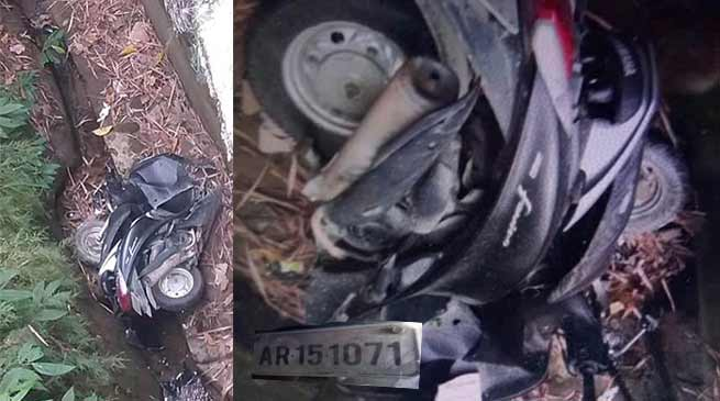 Arunachal:  Youth dies in road accident on Itanagar-Hollongi road