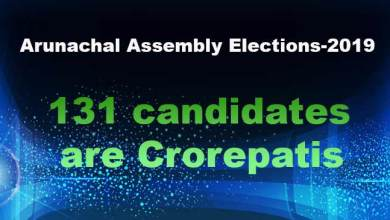 Photo of Arunachal Assembly Elections: 131 candidates are Crorepatis