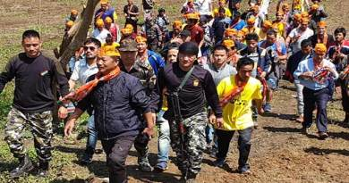 Arunachal polls : My agenda is development- Bamang Felix