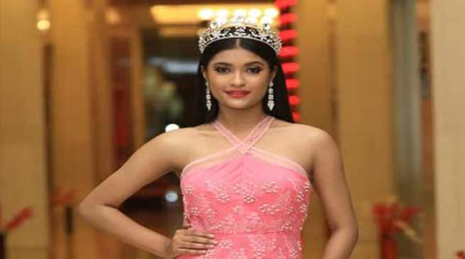Assam: Jyotishmita Baruah to represent Assam in Femina Miss India