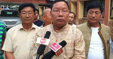 Arunachal:APCC demands re-polling in 30-Raibalo PS