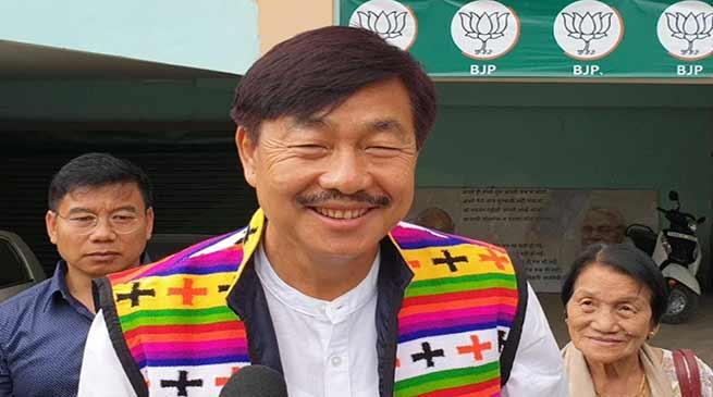 Arunachal : Tapir Gao seeks DDAC report from Mandal and dist units