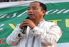 Photo of Arunachal Polls: BJP using muscle power- alleges Techi Kaso