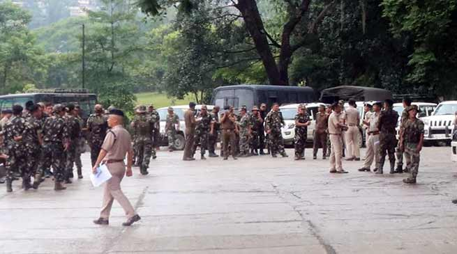 Arunachal: Massive security arrangement for re-polling in 18 PS