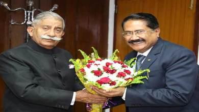 Photo of Arunachal Governor congratulates Rajiv Gandhi University