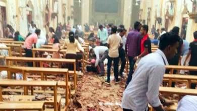 Photo of Sri Lanka Blast: Death toll rises to 215, including 3 Indians