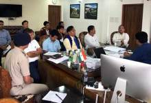 Photo of Itanagar: DC convenes meeting with Contesting candidates and election agents for peaceful counting