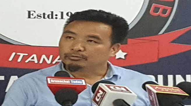 JD (U) Candidate Jikke Tako refutes BJP's allegation