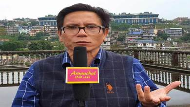 Photo of Arunachal: Road and transport must for development, says Nyato Rigia