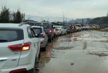 Photo of Arunachal: Pathetic road condition created massive traffic jam