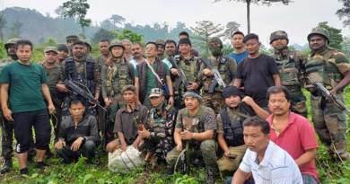 Arunachal:Police cracked sensational Case for Ransom of Udipta Energy Oil Company's Employee