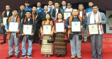 Arunachal: 45th AYA Birthday Celebration-2019 concludes