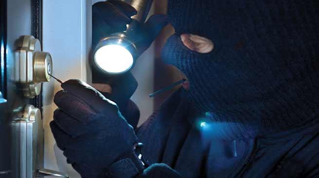 Itanagar: Burglary attempt at newspaper office