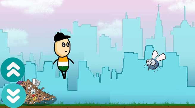 "Arunachal: RGGPC students develops game named as ""Swachh Bharat Abhiyan"""