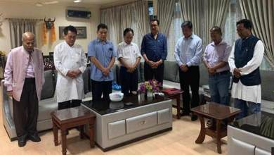 Photo of Arunachal: Cabinet remembered Tirong Aboh for his services to the people