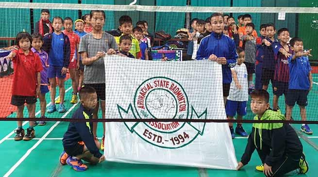 Itanagar: 1st state Sub-junior ranking Badminton tournament begins