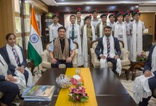 Photo of I wanted to be an Army Officer- Pema Khandu