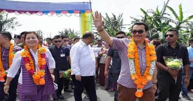Arunachal: State development will speed up with double engine govt - Chowna Mein