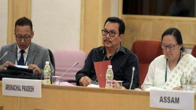 Photo of Dy CM Chowna Mein attends Pre-Budget Consultation Meeting in New Delhi