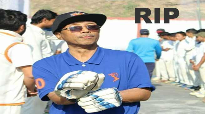 Arunachal: CM Pema Khandu condoles demise of Kholie Tado