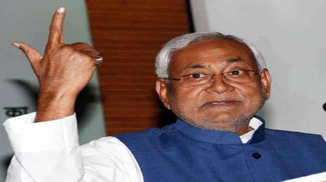 JD(U) becomes a state party in Arunachal Pradesh