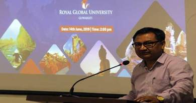 Assam: Panel discussion on Act East Policy at Royal Global University