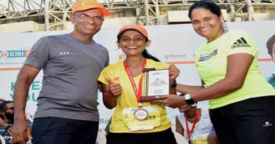 Narender Ram and Priyanka Bhatt win the 24-Hours Stadium Run