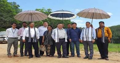 Arunachal: SBI team visits Rubber plantation site at Tarajuli
