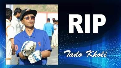Photo of ACA Hony Secretary Tado Kholi passes away, Tuki condoles demise