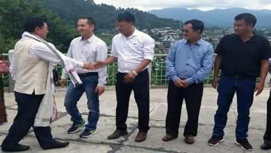 Photo of Arunachal: Taba Tedir reviewed the education scenario of the Lower Subansiri