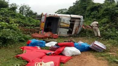 Photo of Arunachal: 9 injured in Dimapur-Pasighat bus accident near Banderdewa