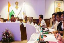 Photo of Arunachal: First cabinet meeting held, Major decisions taken in Education, Law and order scenario