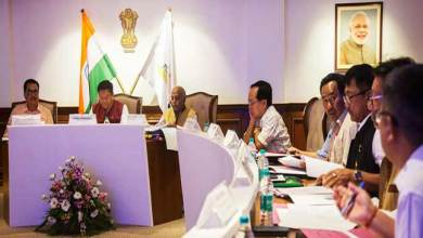 Arunachal: First cabinet meeting held, Major decisions taken in Education, Law and order scenario