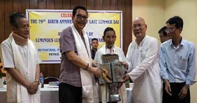 Lummer Dai is the pride of Arunachal Pradesh- Chowna Mein