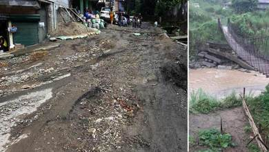 Itanagar:  pathetic roads, poor bridges and land slides create havoc among people