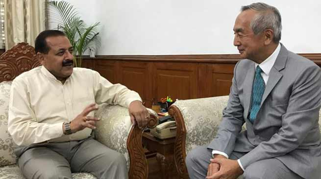 Japan to invest Rs 13,000 Cr in Northeast region of India