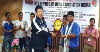 Arunachal: drivers should abide by traffic rules- DTO Wangsu