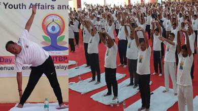 International Yoga Day celebrated throughout Arunachal Pradesh