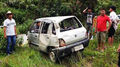 Photo of Arunachal: Mother, son critically injured in a road accident