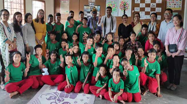 Arunachal: Capital DC visits OWA, assured support for special children