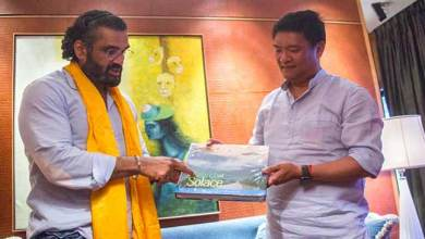 Photo of Pema Khandu Wants to Promote Arunachal as Ideal Destination for Filmmaker