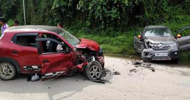 Arunachal: 6 injured in road accident on Trans Arunachal Highway