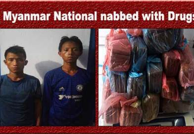 Arunachal: 3 Myanmar National operating for NSCN (KY) nabbed with Drugs
