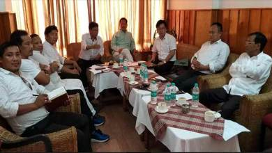 Photo of Arunachal: NPP decides to dissolved its Youth and Student Front
