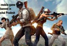 Photo of PUBG mobile game to be banned in Arunachal Pradesh