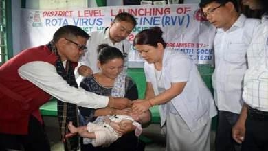 Photo of Arunachal: Rotavirus vaccine to contain severe Diarrhea in child launches in Lohit