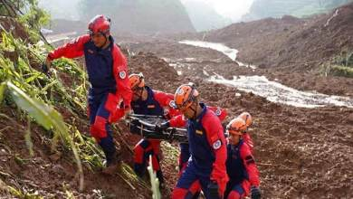 Photo of Landslide in China: 15 killed, over 40 still missing