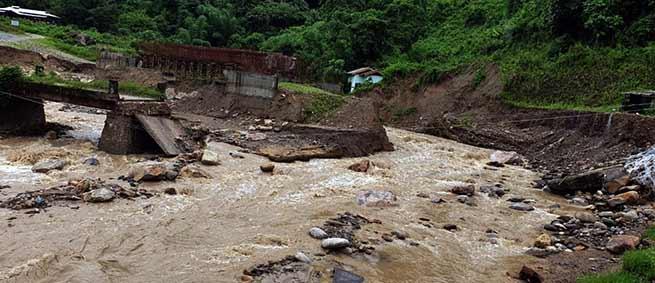 Cloudburst in Arunachal: Several missing, thousand stranded after flash floods