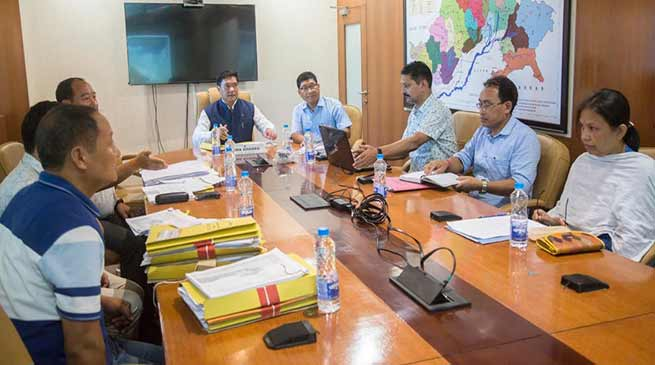 Arunachal: Khandu takes decision for resuming coal mining in Namchik-Namphuk coalfield